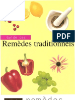 Remedes traditionnels