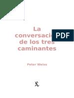 No0017 -WEISS-La-Conversacion-de-Los-Tres-Caminantes