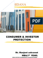 Consumer and Investor Pro.
