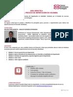 Guía Didáctica Conozca El Proceso de Importación en Colombia