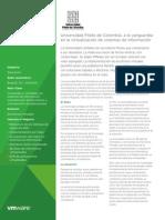 VMware UniversidadPiloto 12Q4 SP Case Study