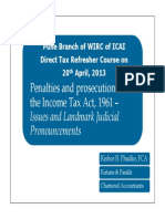 Penalties and Prosecution for IT Act