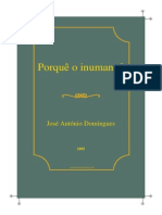 Domingues Jose Porque Inumano
