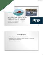Análisis Fallo Judicial Print