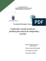 Informe N°6 Tec.Del Hormigón