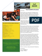 Fall 2009 RPCVw Newsletter
