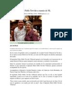 08-05-2014 Regio.com - Festeja Pedro Pablo Treviño a mamás de NL.