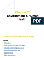 Ch 20_Section 1 Pollution & Human Health