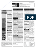 Claremont COURIER Classifieds 5-9-14