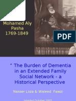 Mohamed Aly Pasha 1769-1849