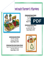 community - wic - farmers market - schenedtady locations
