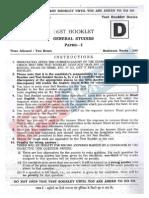 Download UPSC Pre 2013 General Studies Paper I Www.upscportal.com