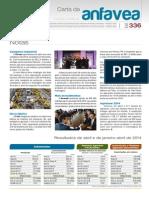 Carta Anfavea 336 - Abril de 2014