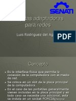 Cap 4 - Tarjetas adaptadoras para redes.ppt