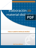 Elaboracion Material Didactico