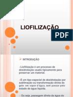 Vt Tec i - Liofilização