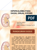 Hiperkalemia Pada Gagal Ginjal Kronis