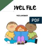 novel file