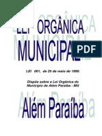 Lei Orgênica Municipal