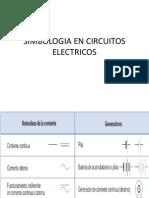Simbologia en Circuitos Electricos