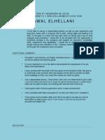 nawal elhellani resume
