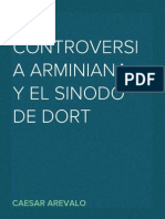 LA CONTROVERSIA ARMINIANA Y El SINODO DE DORT