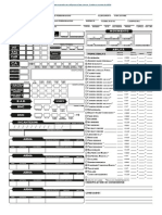 [Scheda] Stregone Pathfinder