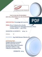 Informe de Laboratorio N_2 -Tecnologia Del Concreto