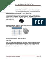 Materiales y Costos