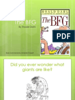 the bfg book commercial