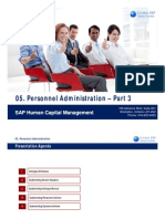 05 SAP HCM Personnel Administration Part 3