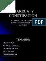 Diarrea y Constipacion