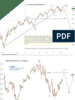 S&P 500 Update 9 Nov 09