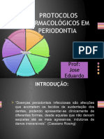 Terapeutica em Periodontia