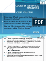 Industrial Marketing - Hawaldar