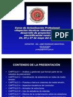 34296119 Curso Electrificacion Rural 24 27 Mayo