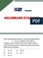 Quiz Gelombang Stasioner