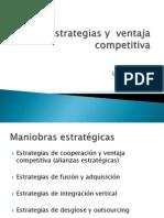 I - Estrategias y Ventaja Competitiva - Julio 2012