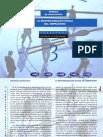 Cuaderno003 La Responsabilidad Social Del Empresario