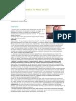 Entrevista Jorge Lanata a Dr Albino en DDT