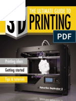 The Ultimate Guide to 3D Printing 2014.Bak