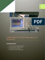 Informe de Lab Electrica