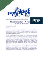 Historia Da Fluminense Fm