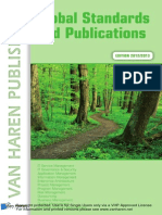 Global Standard and Publications