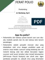 Referat Polio