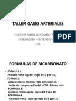 Taller Gases Arteriales