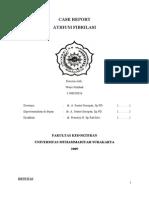 Atrium Fibrilasi