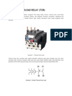 THERMAL OVERLOAD RELAY.docx