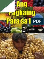 Ang Pagkaing Para Sa Iyo