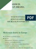 Modernism in American Drama